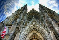 Gazing Upwards: The Pope's Homily at St. Patrick's Cathedral